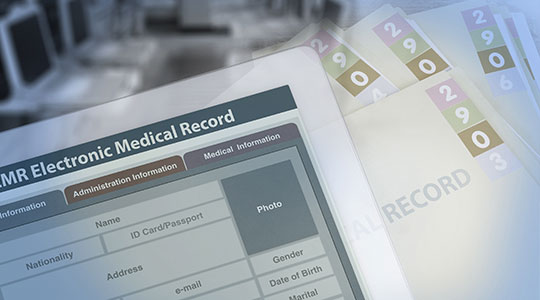 patient convenience with Electronic Health Records