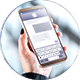 patient convenience with secure messaging from mobile device